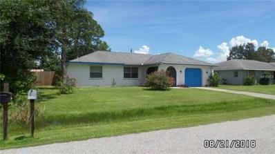 763 Columbia Street, Port Charlotte, FL 33948 - MLS#: C7404763