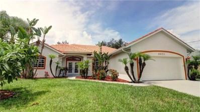6651 David Boulevard, Port Charlotte, FL 33981 - MLS#: C7404933