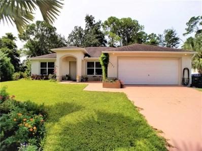 5377 Kenvil Drive, North Port, FL 34288 - MLS#: C7404971