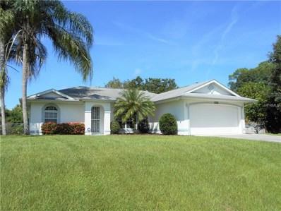 1251 McCrory Street, North Port, FL 34286 - MLS#: C7405009
