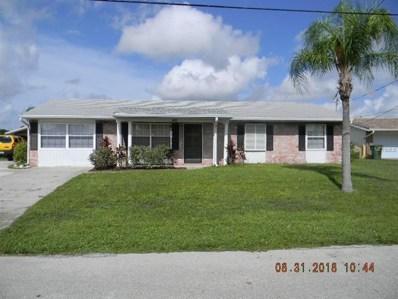 142 Barre Drive NW, Port Charlotte, FL 33952 - MLS#: C7405138