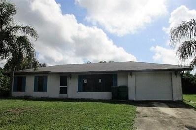 6398 Spinnaker Boulevard, Englewood, FL 34224 - MLS#: C7405140