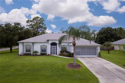 3107 Emerald Lane, North Port, FL 34286 - #: C7405179