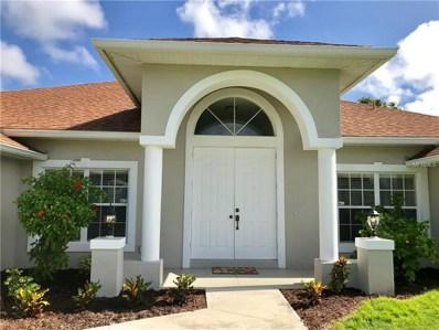 1942 Wheeling Avenue, North Port, FL 34288 - MLS#: C7405180
