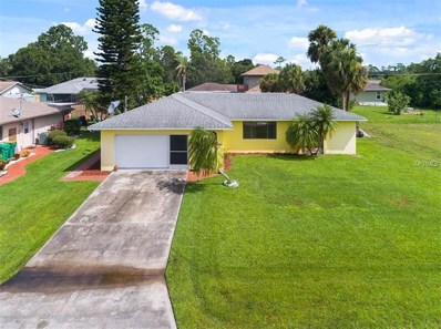 20302 Blaine Avenue, Port Charlotte, FL 33952 - MLS#: C7405192