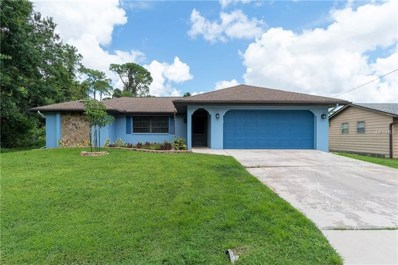 21286 Hubbard Avenue, Port Charlotte, FL 33952 - MLS#: C7405205