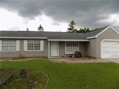 4963 Escalante Drive, North Port, FL 34287 - MLS#: C7405232