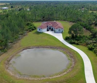 18001 Prairie Creek Blvd, Punta Gorda, FL 33982 - MLS#: C7405294