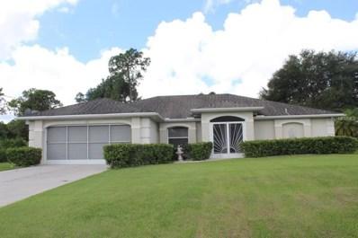 1167 Cragmont Avenue, North Port, FL 34288 - MLS#: C7405370