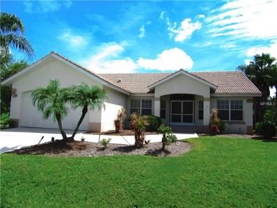 3892 Bordeaux Drive, Punta Gorda, FL 33950 - MLS#: C7405477
