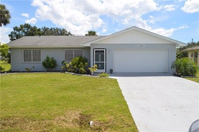 1083 Red Bay Terrace NW, Port Charlotte, FL 33948 - MLS#: C7405594