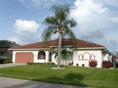 3818 Saba Court, Punta Gorda, FL 33950 - MLS#: C7405623