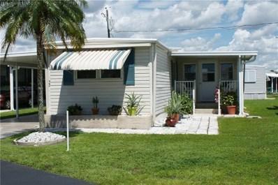 10100 Burnt Store Road UNIT 77, Punta Gorda, FL 33950 - #: C7405627