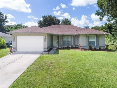 2717 Adele Street, North Port, FL 34291 - MLS#: C7405706