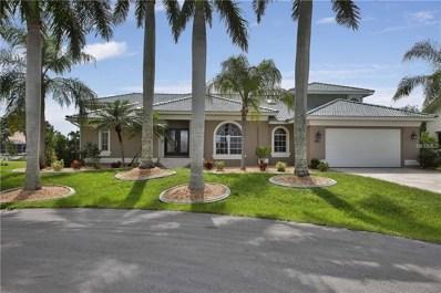 411 La Sila Court, Punta Gorda, FL 33950 - MLS#: C7405708