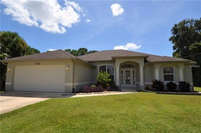 2529 Delwood Court, North Port, FL 34288 - #: C7405819