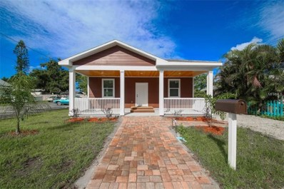 1516 11TH Street W, Bradenton, FL 34205 - MLS#: C7405821