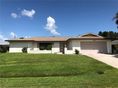 1534 Truval Terrace, Port Charlotte, FL 33952 - MLS#: C7405829