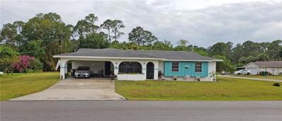 18173 Steele Avenue, Port Charlotte, FL 33948 - #: C7405839