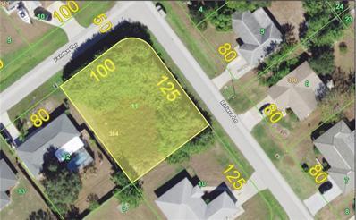 907 Fairfax Terrace NW, Port Charlotte, FL 33948 - MLS#: C7405883