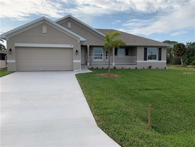 191 W Pine Valley Lane, Rotonda West, FL 33947 - MLS#: C7406030