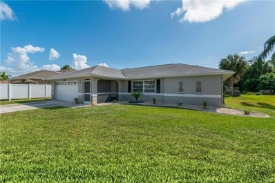 23167 Langdon Avenue, Port Charlotte, FL 33954 - MLS#: C7406060
