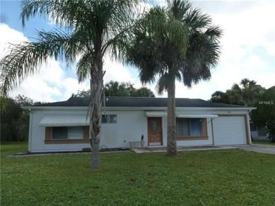 1286 Hillcrest Avenue NW, Port Charlotte, FL 33948 - MLS#: C7406070
