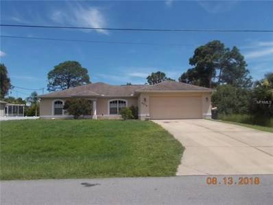 4216 Fernway Drive, North Port, FL 34288 - MLS#: C7406156