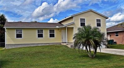 4231 Bur Street, Port Charlotte, FL 33948 - MLS#: C7406178