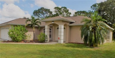 1710 New Street, North Port, FL 34286 - MLS#: C7406269