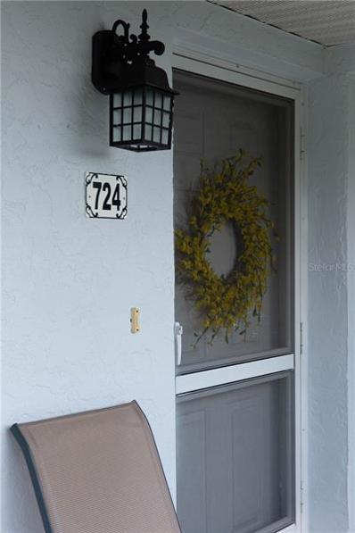 26410 Rampart Boulevard UNIT 724, Punta Gorda, FL 33983 - MLS#: C7406278
