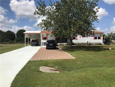 1445 NE Leisure Avenue, Arcadia, FL 34266 - MLS#: C7406487