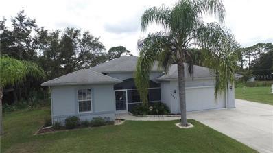 2523 Nanette Lane, North Port, FL 34286 - MLS#: C7406542