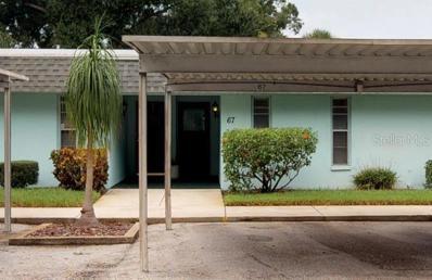 4160 Fruitville Road UNIT 67, Sarasota, FL 34232 - MLS#: C7406653