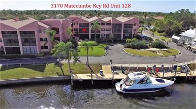 3170 Matecumbe Key Road UNIT 128, Punta Gorda, FL 33955 - MLS#: C7406706
