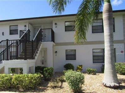 26485 Rampart Boulevard UNIT E8, Punta Gorda, FL 33983 - MLS#: C7406723