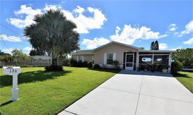 126 Palmetto Circle NE, Port Charlotte, FL 33952 - MLS#: C7406842