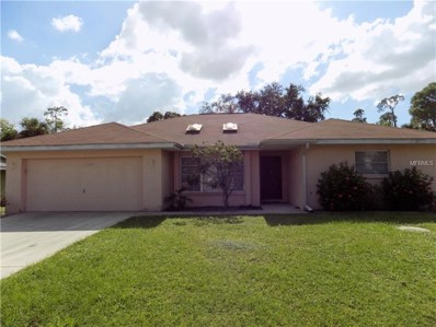 2387 Duke Lane, Port Charlotte, FL 33952 - MLS#: C7406957