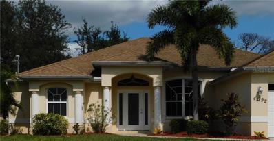 4692 Alseir Road, North Port, FL 34288 - MLS#: C7407099