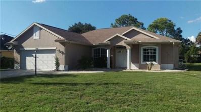 1268 W Hillsborough Boulevard, North Port, FL 34288 - MLS#: C7407168