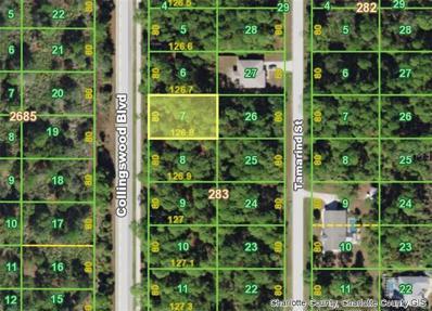 3124 Collingswood Boulevard, Port Charlotte, FL 33948 - MLS#: C7407187