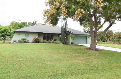 18191 Hottelet Circle, Port Charlotte, FL 33948 - MLS#: C7407320