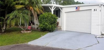 1000 Kings Highway UNIT 51, Port Charlotte, FL 33980 - MLS#: C7407734