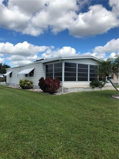 201 Palm Harbor Drive, North Port, FL 34287 - MLS#: C7407831
