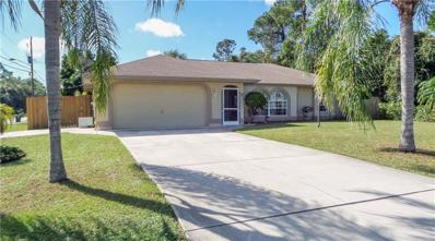 4061 January Avenue, North Port, FL 34288 - #: C7407842