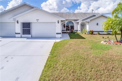 2697 Logsdon Street, North Port, FL 34287 - MLS#: C7407990