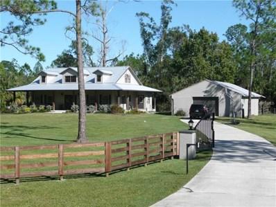 3760 Hidden Valley Circle, Punta Gorda, FL 33982 - MLS#: C7408044