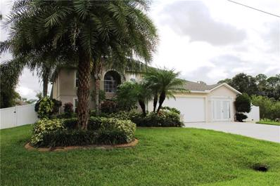 2234 Yalta Terrace, North Port, FL 34286 - MLS#: C7408183