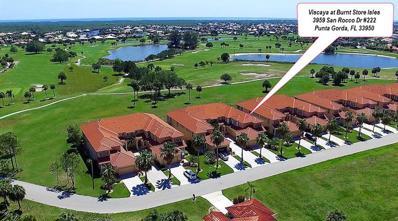 3959 San Rocco Drive UNIT 222, Punta Gorda, FL 33950 - MLS#: C7408368