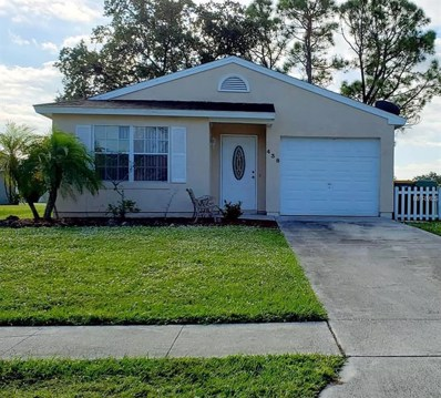 438 Ricold Terrace, Port Charlotte, FL 33954 - MLS#: C7408457